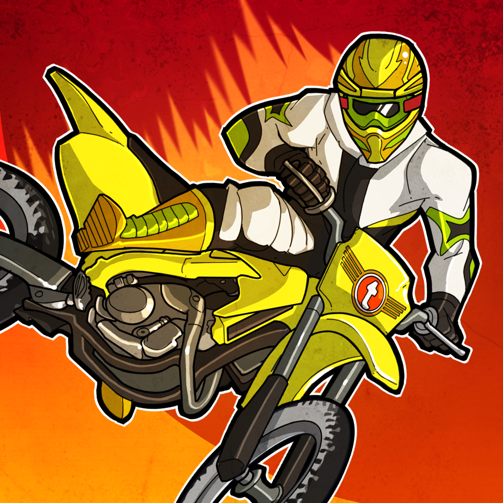 Mad Skills Motocross iOS